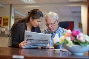 Samenwerkingen Ouderenzorg en thuiszorg
