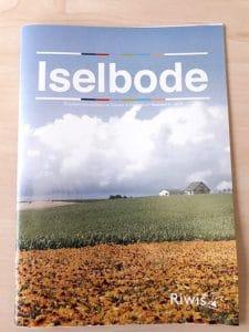Belangrijkste nieuws uit Bij Riwis VVT nieuwsbrief voortaan in bewonersblad Iselbode