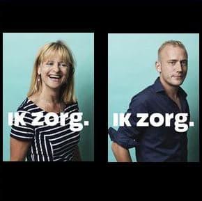 Campagne 'Ik zorg'