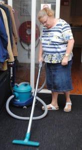 De Green Deal - Interview met huishoudelijk medewerker Jannet