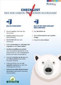 Energie besparing bij Riwis Zorg & Welzijn als onderdeel van Green Deal Zorg