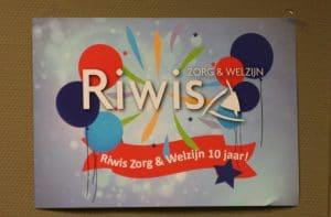 Het is feest! De locaties vieren 10 jaar Riwis 7