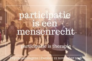 Kenniscentrum Phrenos organiseert 14de Psychosecongres op 22 november 1