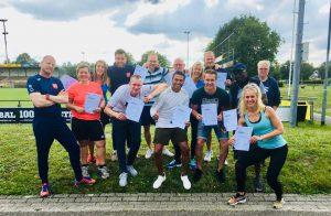 Rivit doet mee aan de Zorgmarathon op Sportcentrum Papendal