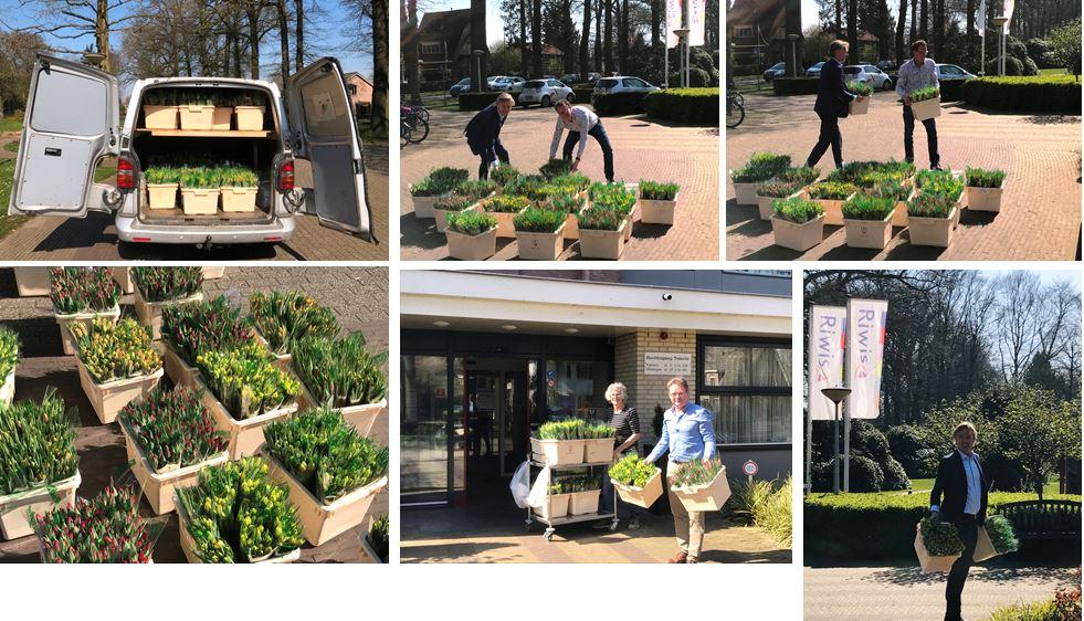 Riwis Zorg en Welzijn brengt lente bij bewoners 7