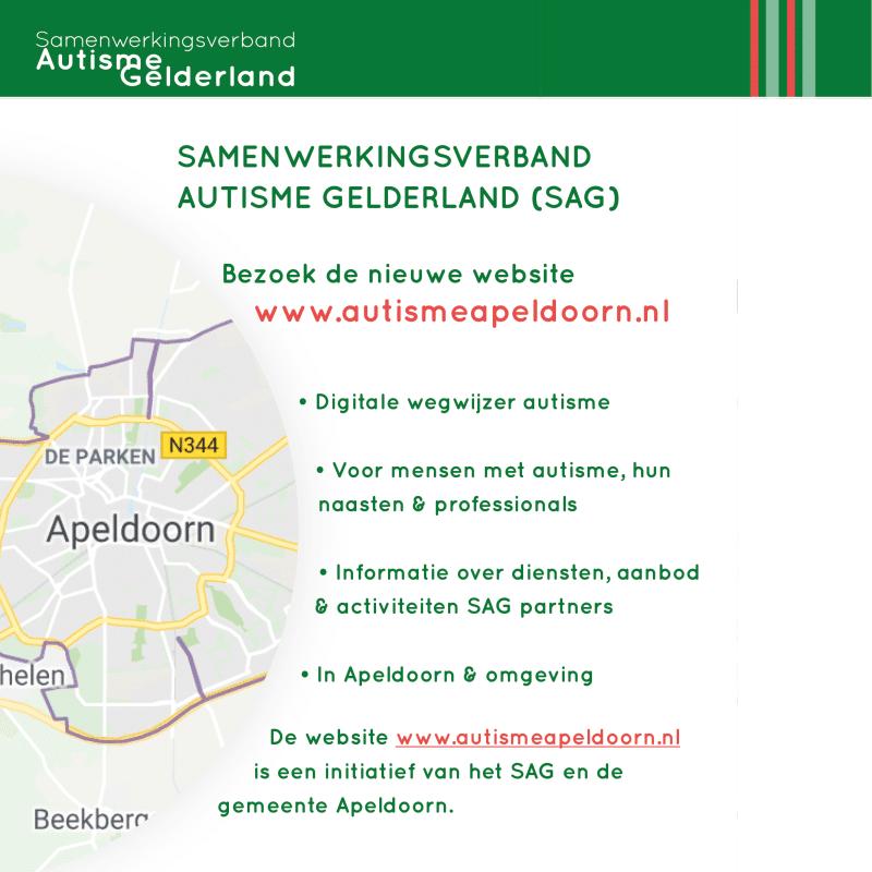 Sociale kaart www.autismeapeldoorn.nl onlangs gelanceerd