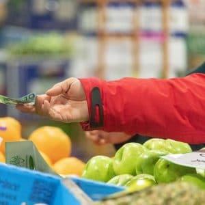 Verhoging voedingsgeld voor betreffende cliënten